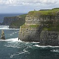 Cliffs of Moher 2 Poster by Mike McGlothlen