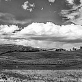 Clouds on the Plain Poster by Jon Glaser