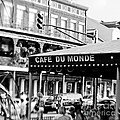 Coffee and Beignets Poster by Scott Pellegrin