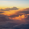 Colorful Clouds Poster by Brian Jannsen