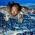 Come Fly With Me Poster by Tom Roderick