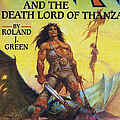 Conan And The Death Lord Of Thanza 1997 Poster by The Advertising Archives