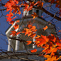 Connecticut fall colors Print by Jeff Folger