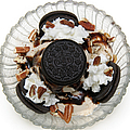 Cookies And Ice Cream Sundae 2 Print by Andee Photography
