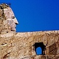 CRAZY HORSE Poster by KAREN WILES