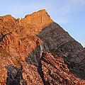 Crestone Needle Sunrise Print by Aaron Spong
