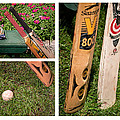 Cricket Series Poster by Tom Gari Gallery-Three-Photography