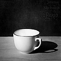 Cup and Shadow Print by Ian Barber