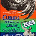 Curucu Beast Of The Amazon Print by MMG Archives