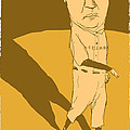 Cy Young Print by Jay Perkins