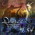 Dance bright colors Poster by Evie Cook