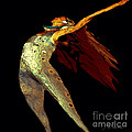 Dance Free Print by Artist and Photographer Laura Wrede