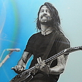 'Dave Grohl' Print by Christian Chapman Art