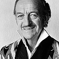 David Niven in Trail of the Pink Panther  Print by Silver Screen