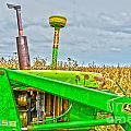 Deere 158 Print by Baywest Imaging