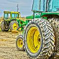 Deere 2 Poster by Baywest Imaging