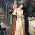 Desdemona Poster by Theodore Chasseriau