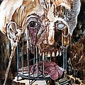 DETERIORATION OF MIND OVER MATTER Print by Otto Rapp