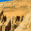 Discovering the Nubian Monuments of Ramses II Print by Mark Tisdale