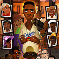Do the Right Thing Poster by Nelson Dedos Garcia