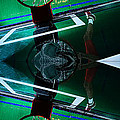 Double dunk Poster by M and L Creations