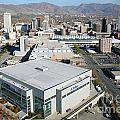 Downtown Salt Lake City Print by Bill Cobb