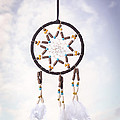 Dream Catcher Print by Amanda And Christopher Elwell