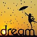 Dreaming Poster by Tim Gainey