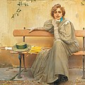 Dreams  Print by Vittorio Matteo Corcos