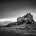 Duart Castle Print by Dave Bowman