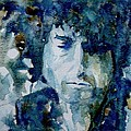 Dylan Print by Paul Lovering