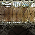 Ecclesiastical Ceiling No. 1 Print by Joe Bonita