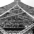 Eiffel Tower Print by Andrea Anderegg