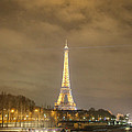 Eiffel Tower - Paris France - 011339 Poster by DC Photographer
