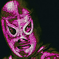 El Santo The Masked Wrestler 20130218m68 Poster by Wingsdomain Art and Photography