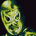 El Santo The Masked Wrestler 20130218p39 Poster by Wingsdomain Art and Photography