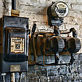 Electrical Energy Safety Switch Poster by Paul Ward