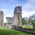 Elgin Cathedral Community - 19 Print by Paul Cannon