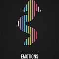 Emotions Poster by Aged Pixel