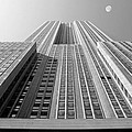 Empire State Building Print by Mike McGlothlen