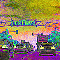 Encinitas California 5D24221p68 Poster by Wingsdomain Art and Photography