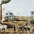 England 18th C.. Industrial Revolution Poster by Everett