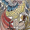 Exotic Bird Poster by William Morris