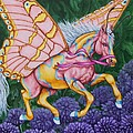 Faery Horse Hope Poster by Beth Clark-McDonal