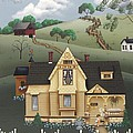 Fairhill Farm Poster by Catherine Holman