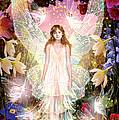 Fairy Crowning Poster by Garry Walton