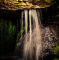 Fairy Falls Poster by Loriental Photography