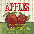Farm Fresh Fruit 3 Poster by Debbie DeWitt