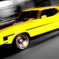 Fast Ford Mustang Mach 1 by Phil 'motography' Clark