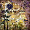 Fearless Poster by Shawn Petite